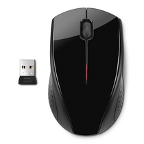 Mouse Wire HP X3000 2HW70AA#Abl Azul.