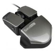 Mouse Satellite Gamming USB A50C Cinza