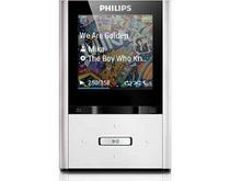 "MP4 Player Philips GoGear SA2VBE04S 4GB 1.5"" foto principal"