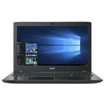 "Notebook Acer E5-553G-T340 AMD A10 2.4GHz / Memória 16GB / HD 1TB / 15.6"" / Windows 10 foto principal"
