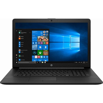 "Notebook HP 17-BY0021DX Intel Core i5 2.5GHz / Memória 8GB / HD 1TB / 17.3"" / Windows 10 foto principal"
