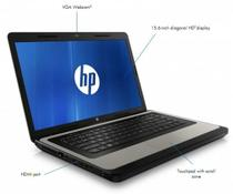 "Notebook HP 630 Intel Core i3-370M 2.4GHz / Memória 4GB / HD 500GB / 15.6"" foto 3"