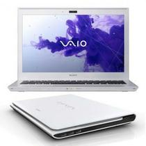 "Notebook Sony Vaio SVE-14114FX Intel Core i5 2.5GHz / Memória 4GB / HD 750GB / 14.0"" foto 2"