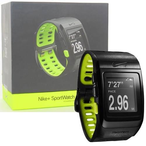 2588659c5c6 Relógio Nike Tomtom Sportwatch GPS Unisex no Paraguai ...