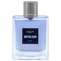 Perfume Beautik British Icon For Men Eau de Toilette Masculino 100ML foto principal