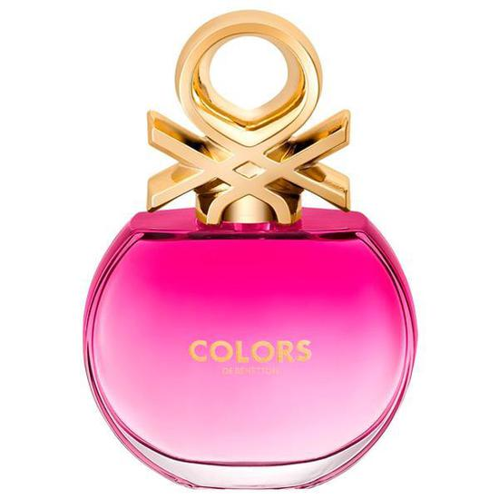Perfume Benetton Colors Pink Eau de Toilette Feminino 80ML no ... 1f8754ceaa