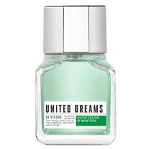 Perfume Benetton United Dreams Be Strong Eau de Toilette Masculino 100ML