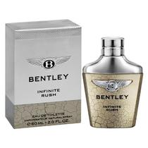 Perfume Bentley Infinite Rush Eau de Toilette Masculino 60ML foto 1