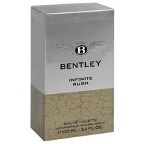 Perfume Bentley Infinite Rush Eau de Toilette Masculino 60ML foto 2