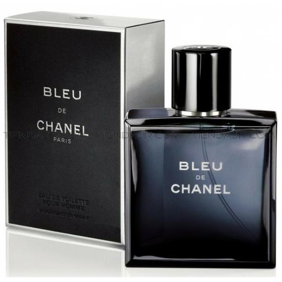 perfume chanel bleu eau de toilette masculino 100ml no paraguai. Black Bedroom Furniture Sets. Home Design Ideas