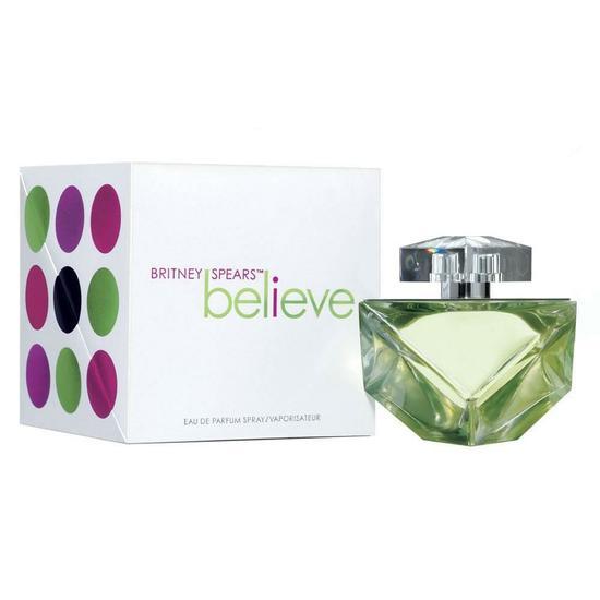 Perfume Britney Spears Believe Eau de Parfum Feminino ...