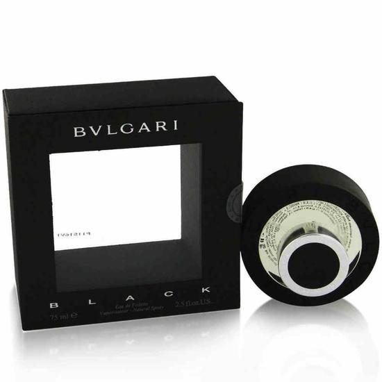 cb6ad8b129332 Perfume Bvlgari Black Eau de Toilette Masculino 75ML no Paraguai ...