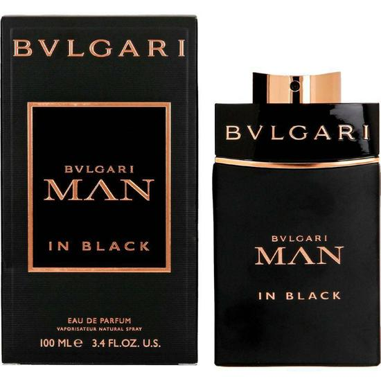 406222889a5 Perfume Bvlgari in Black Eau de Parfum Masculino 100ML no Paraguai ...