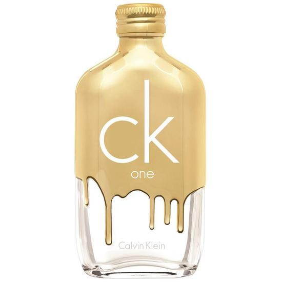 a5e40c9a47fc2 Perfume Calvin Klein CK One Gold Eau de Toilette Unisex 200ML foto principal