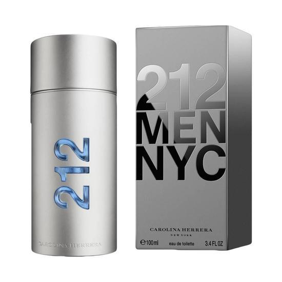 Perfume Carolina Herrera 212 Eau de Toilette Masculino 100ML no ... c2555637d3