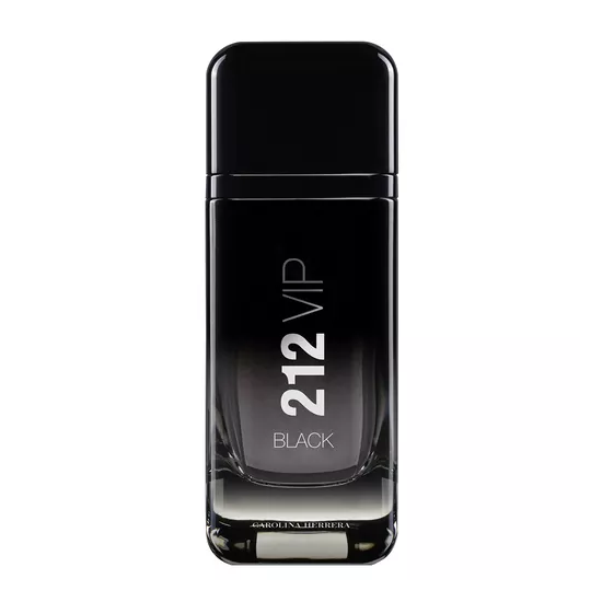 Perfume Carolina Herrera 212 Vip Black Eau de Parfum Masculino 100ML foto 1 adaa25a1b6