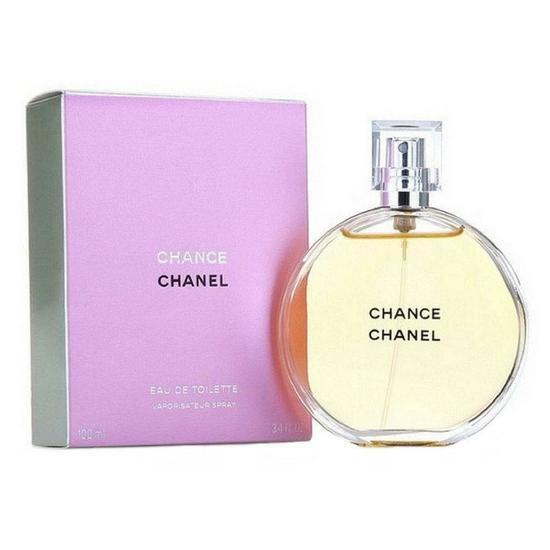 cb1e188b475 Perfume Chanel Chance Eau de Toilette Feminino 100ML no Paraguai ...
