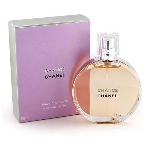 5d03f2ec173 Perfume Chanel Chance Eau de Toilette Feminino 50ML no Paraguai ...