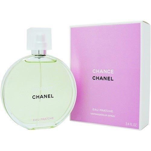 63f7bbad32a Perfume Chanel Chance Eau Fraiche Eau de Toilette Feminino 50ML no ...