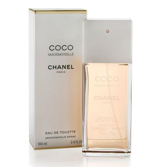 Resultado de imagem para Coco Mademoiselle Feminino Eau de Toilette 100 ml