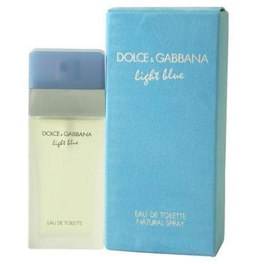 Perfume Dolce Amp Gabbana Light Blue Eau De Toilette