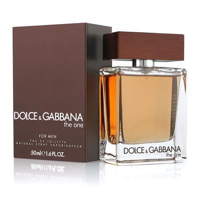 perfume dolce gabbana the one eau de toilette masculino 50ml no paraguai. Black Bedroom Furniture Sets. Home Design Ideas