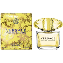 Perfume Versace Yellow Diamond Eau de Toilette Feminino 90ML foto 1