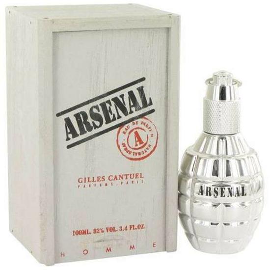 Resultado de imagem para Arsenal Platinum Eau de Parfum Masculino 100ml