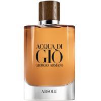c357f2ad431 Perfume Giorgio Armani Acqua Di Gio Absolu Eau de Parfum Masculino 125ML