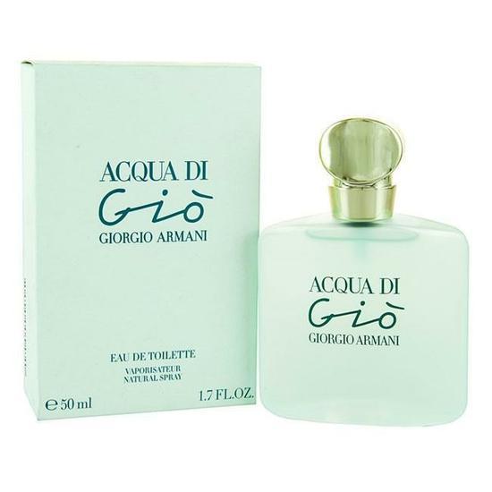 87507ec49aa Perfume Giorgio Armani Acqua di Gio Eau de Toilette Feminino 50ML no ...