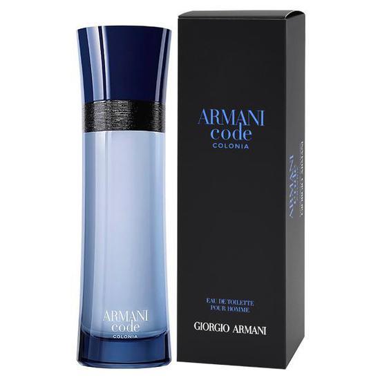 8f04157fe Perfume Giorgio Armani Code Colonia Eau de Toilette Masculino 75ML foto 1