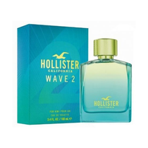 Perfume Hollister Wave 2 For Him Eau de Toilette Masculino 100ML foto 1