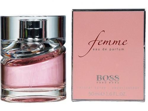perfume hugo boss femme eau de parfum feminino 50ml no paraguai. Black Bedroom Furniture Sets. Home Design Ideas