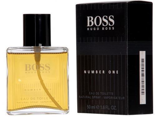 perfume hugo boss number one eau de toilette masculino. Black Bedroom Furniture Sets. Home Design Ideas
