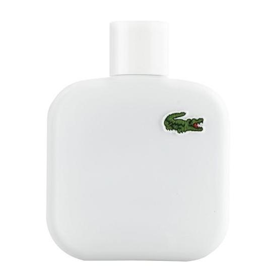 Perfume Lacoste Blanc Eau de Toilette Masculino 100ML no Paraguai ... f400c82139