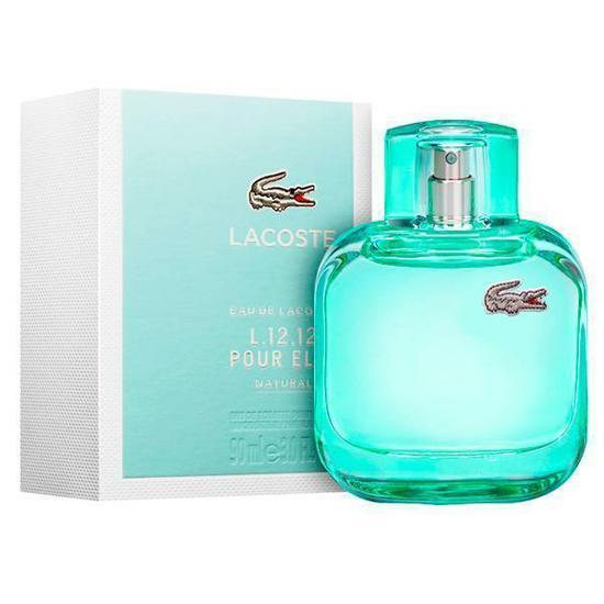 Perfume Lacoste Pour Elle Natural Eau de Toilette Feminino 90ML no ... 1ffadb13ca