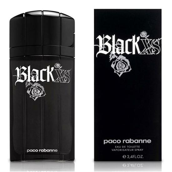 Perfume paco rabanne black xs eau de toilette masculino for Perfume black excess