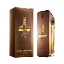 Perfume Paco Rabanne One Million Prive Eau de Parfum Masculino 100ML foto 1