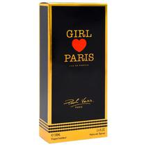 Perfume Paul Vess Girl Love Paris Eau de Parfum Feminino 100ML foto 1