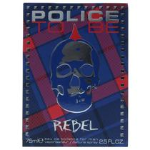 Perfume Police To Be Rebel Eau de Toilette Masculino 75ML foto 2