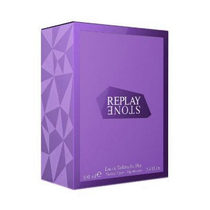 Perfume Replay Stone For Her Eau de Toilette Feminino 100ML foto 1