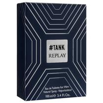 Perfume Replay #Tank For Him Eau de Toilette Masculino 100ML foto 2