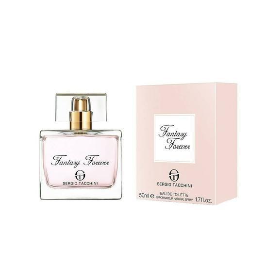 9e9467069 Perfume Sergio Tacchini Fantasy Forever Eau de Toilette Feminino 50ML foto 1