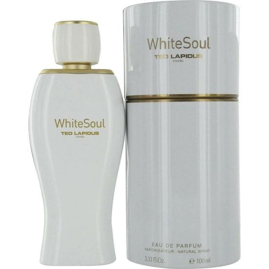 perfume ted lapidus white soul eau de parfum feminino 100ml no paraguai. Black Bedroom Furniture Sets. Home Design Ideas