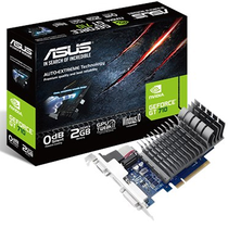 Placa de Vídeo Asus GeForce GT710 2GB DDR3 PCI-Express