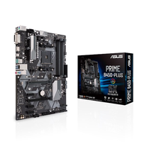 Placa Mãe Asus B450-Plus Gaming AMD Soquete AM4