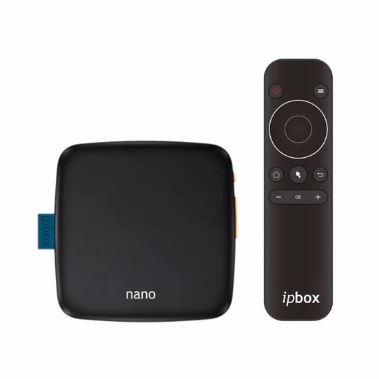 Receptor Digital Iptv Ipbox Nano 4K