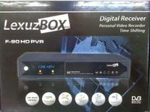 Receptor Digital Lexuz-Box F-90 foto 2