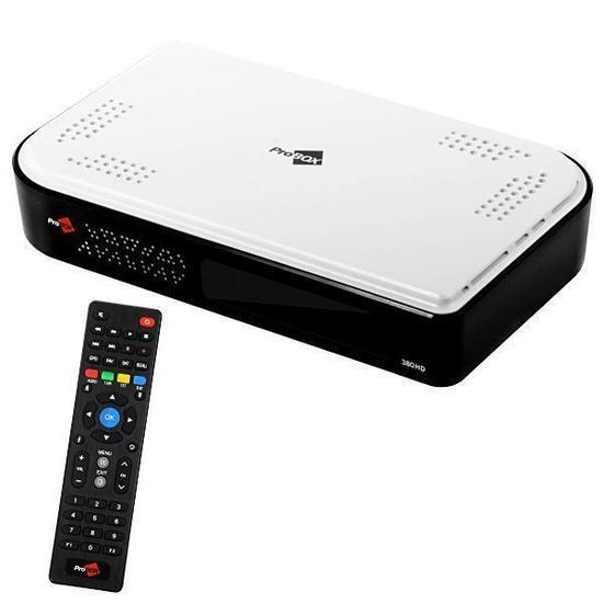 Receptor Probox 380 HD/HDMI/Wifi