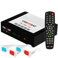 Receptor Digital Visionsat Play HD